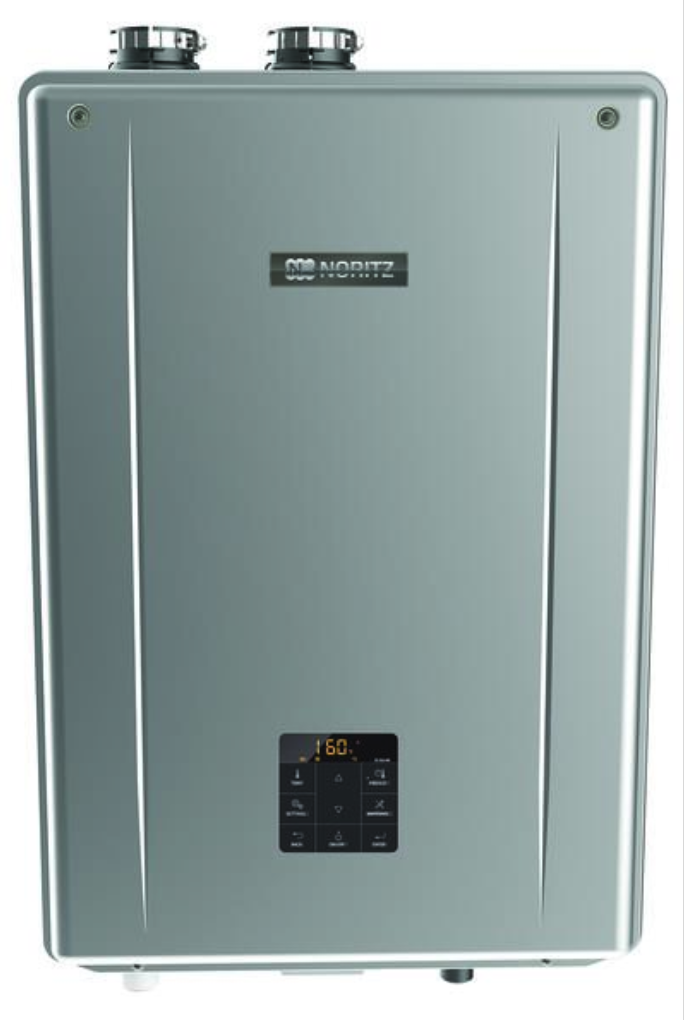 Heat spaces and water simultaneously with combination for Domestic hot water heaters