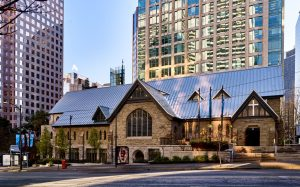 Completion of the reroof project at the Christ Church Cathedral in Vancouver, British Columbia, marks the culmination of a four-phase, 22-year renovation plan.