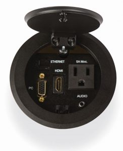 Power Outlet Offers Plug And Play Installation Retrofit
