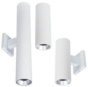 The Portfolio LED cylinders