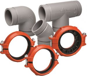 Grooved Piping System Eliminates Drawbacks Associated With