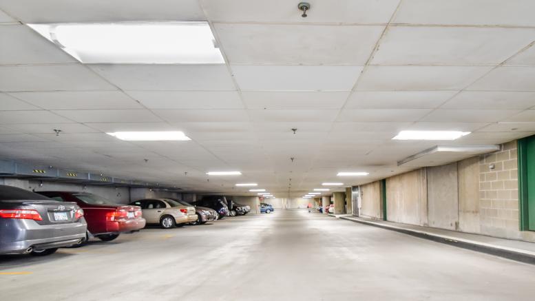 parking garage LED