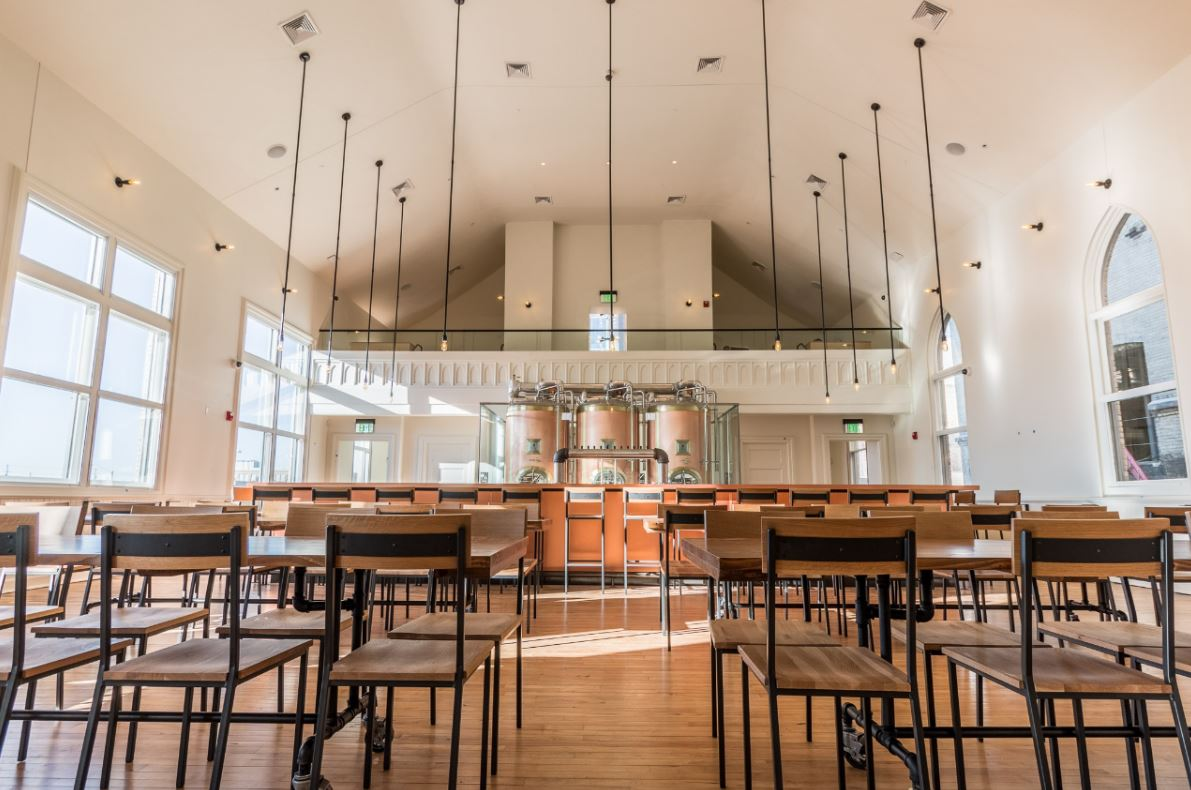 Building 23 Brings A Historic Dining And Social Venue To