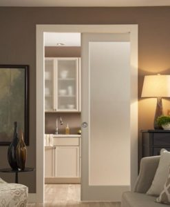 Pocket Doors Use No Floor Space Around An Entry, Allowing For More Space In  Rooms