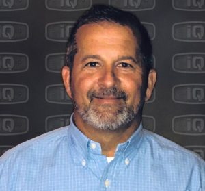 Vince Hollis is the national product training manager for iQ Power Tools.