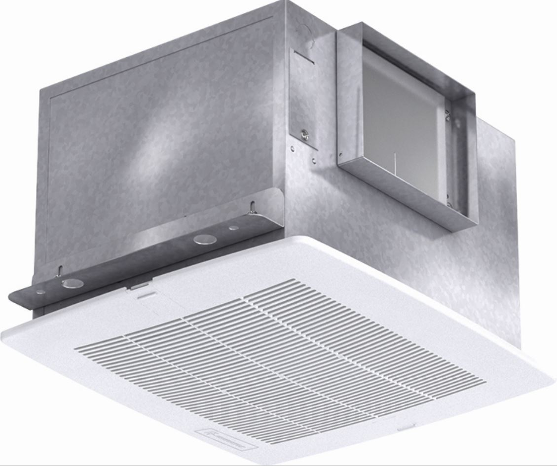 Exhaust Fans Deliver Low Sound Ratings