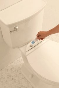 Self Cleaning Toilet Uses Lysol During Every Flush Retrofit