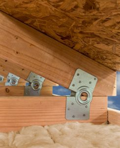 Ship Roof Rafter Assemblies With Ease Using Hinged Roof