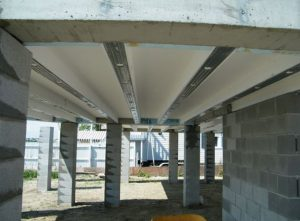 Flooring System Features Insulated Precast Floor Planks
